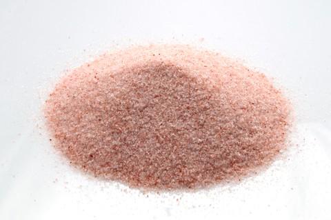 The Pink Himalayan Salt
