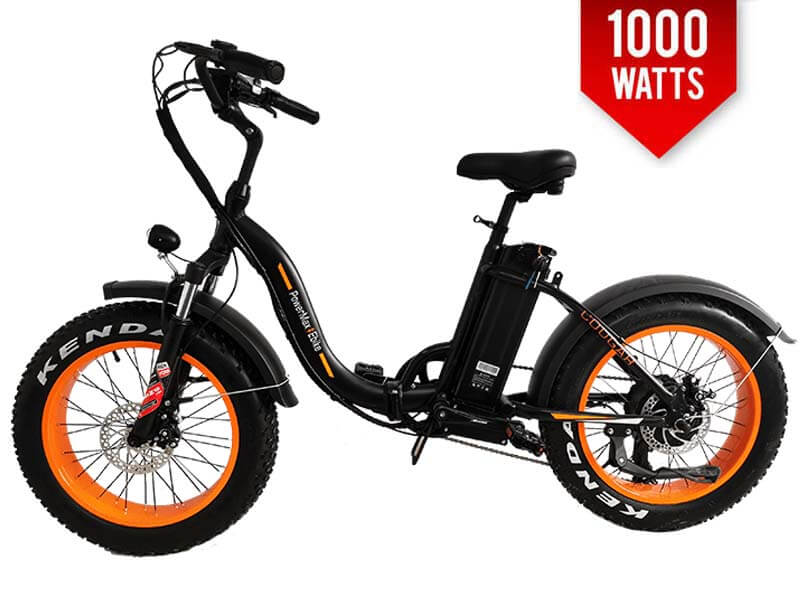 Folding Electric Bikes: Eco-friendly And Cost-Effective Vehicle