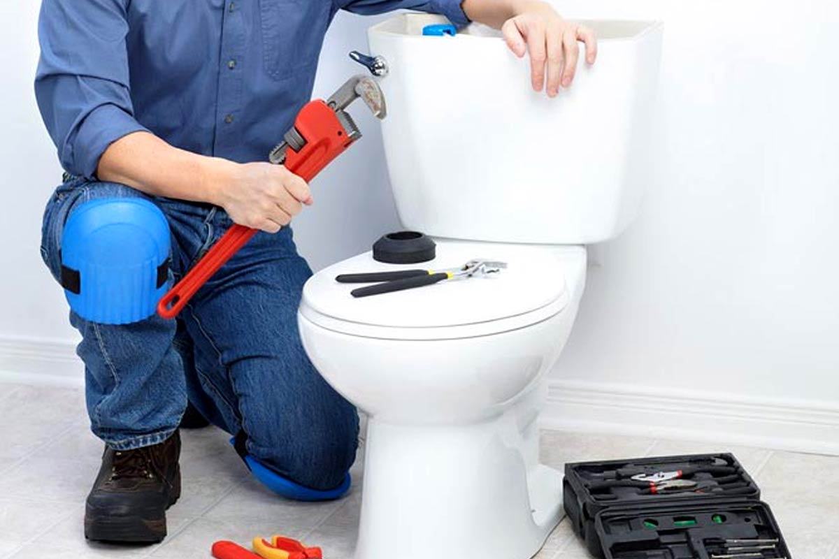 Convenience of Using a Rear Flush Toilet